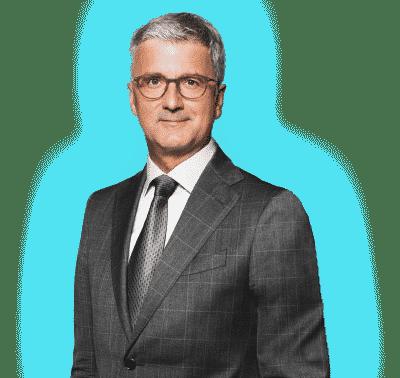 Rupert-Stadler-CEO. Audi