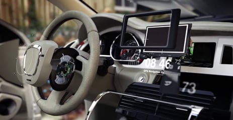 TELIT_AUDI_Q7_Connected_car