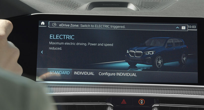 Bmw Edrive Zone