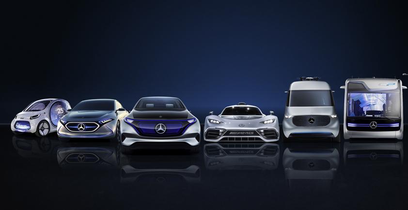 Daimler corporate benefits