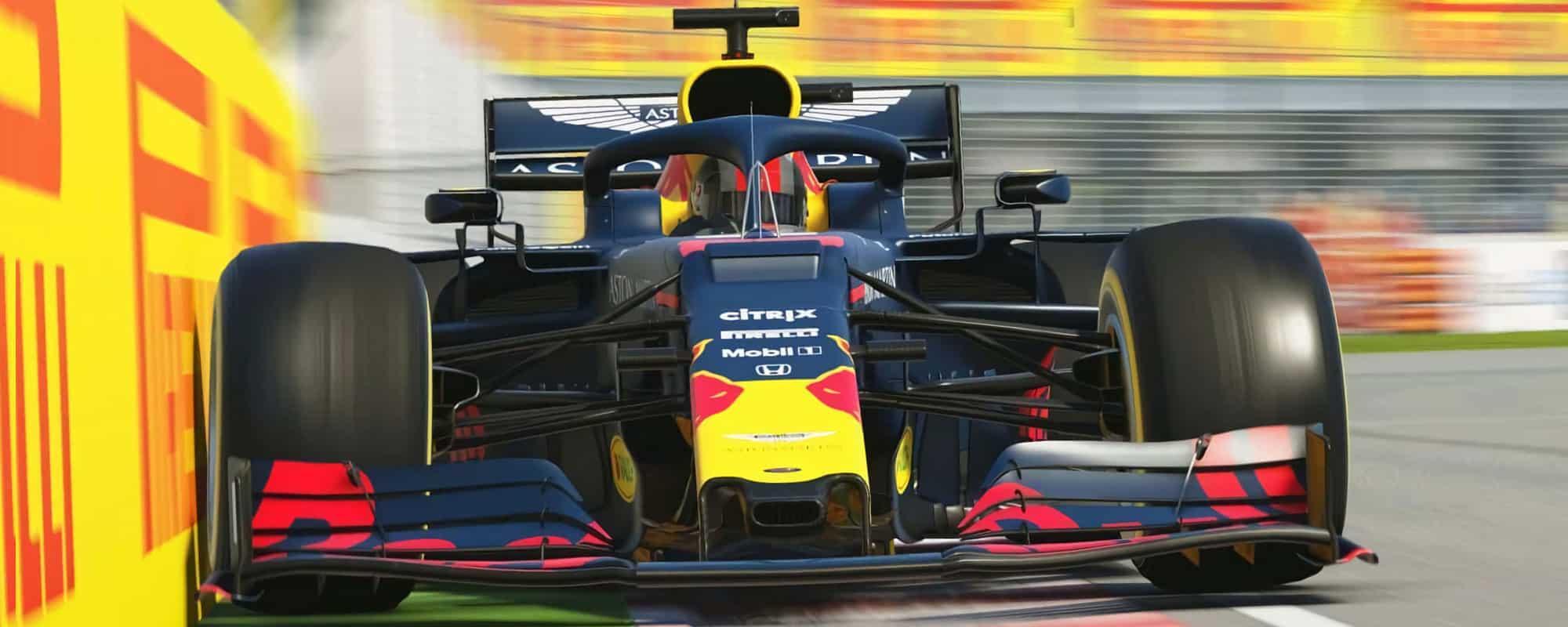 At T Aston Martin Red Bull Racing