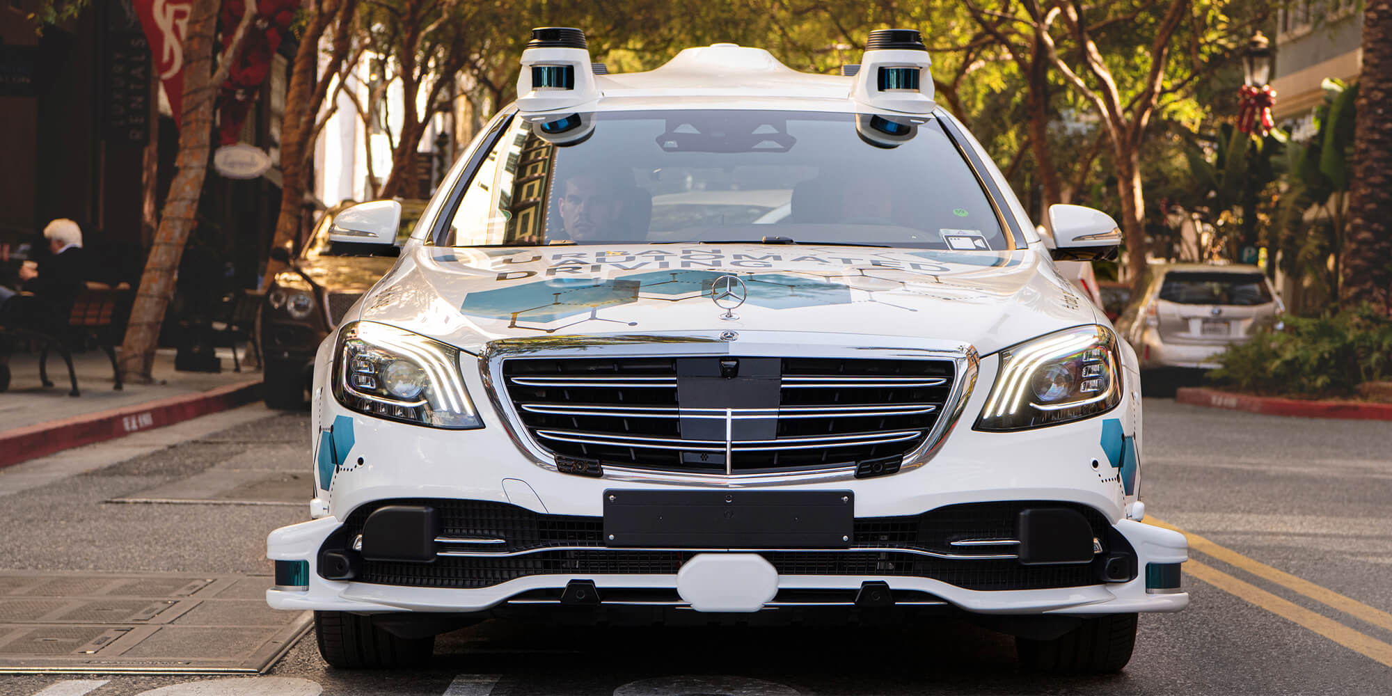 BOSCH AND MERCEDES BENZ START SAN JOSÉ PILOT PROJECT FOR AUTOMATED ...