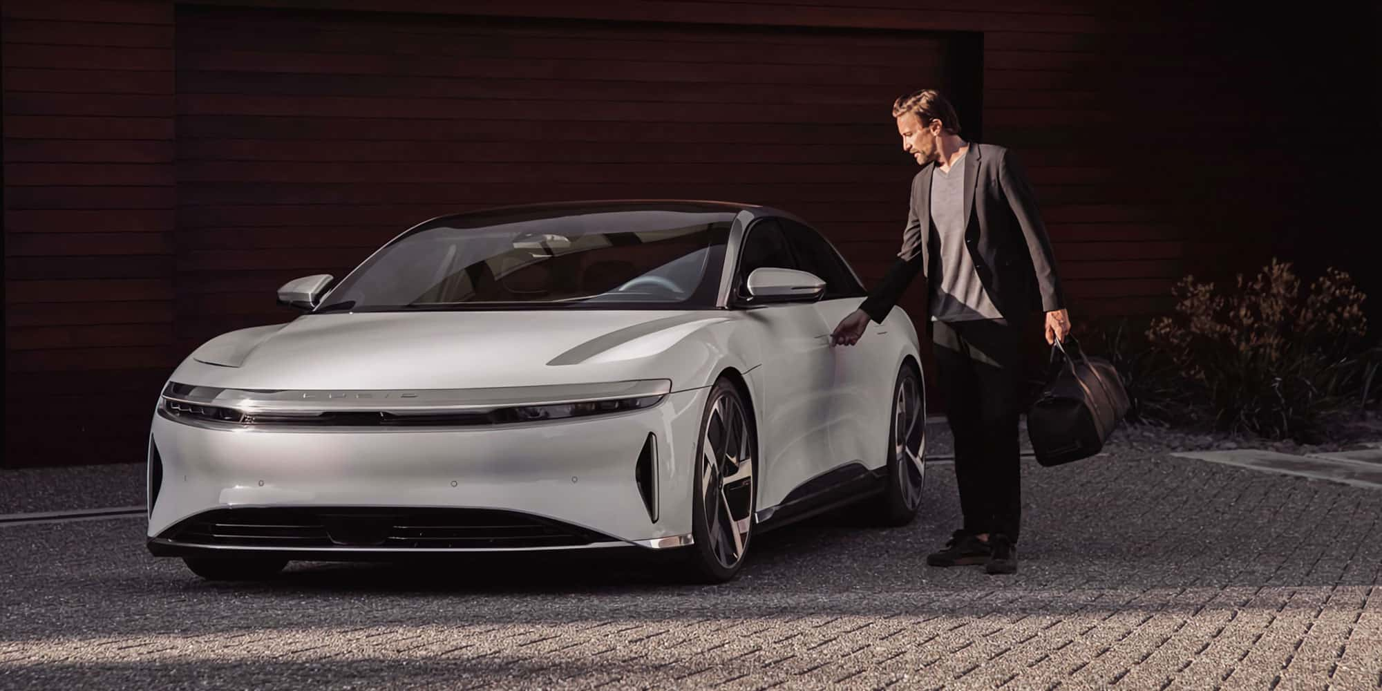 LUCID MOTORS UNVEILS LUCID AIR, THE WORLD'S MOST POWERFUL ...